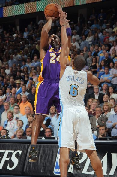 Kobe Dons 'Away' Elite PE for Games 3 and 4