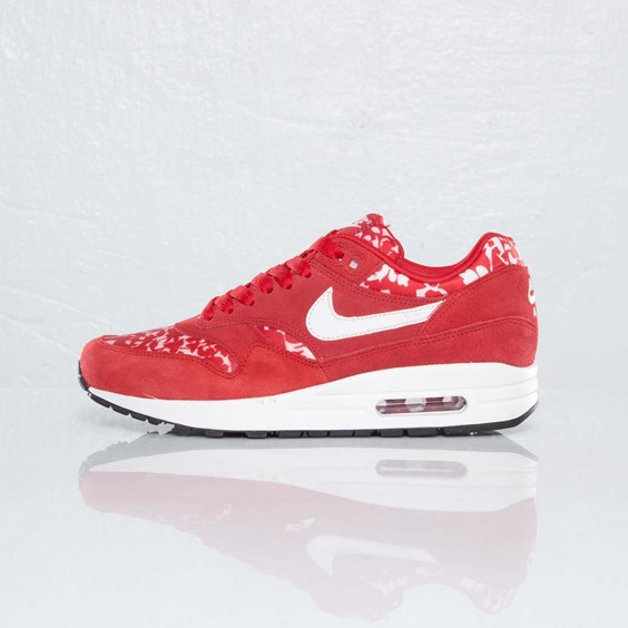 Liberty x Nike Women's Air Max 1 'Sport Red' | SneakerFiles