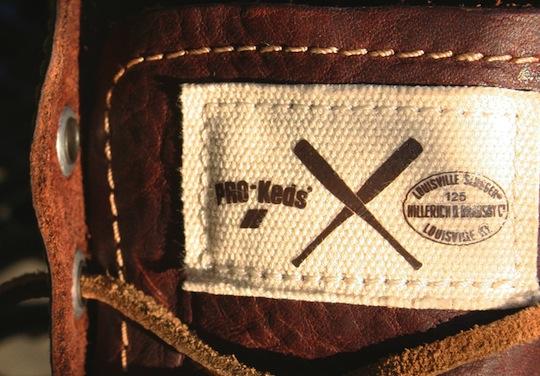Louisville Slugger x PRO-Keds Royal Hi - Now Available