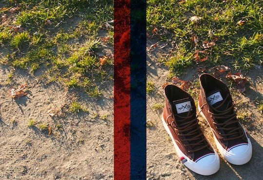 Louisville Slugger x PRO-Keds Royal Hi - Now Available