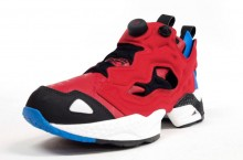Marvel x Reebok Insta Pump Fury 'Spider-Man' – Another Look