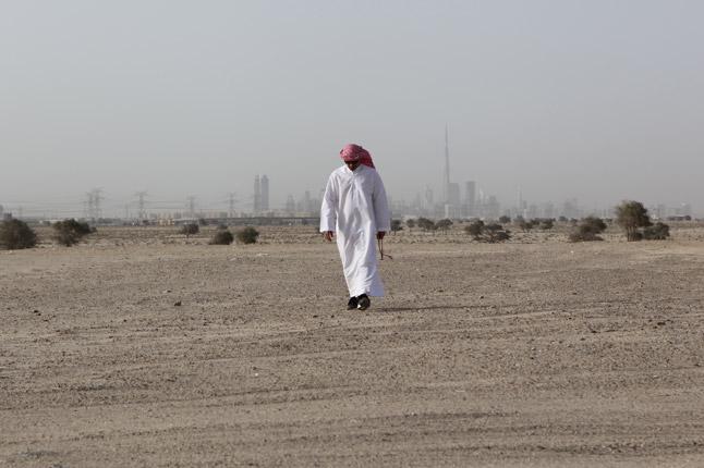 Nash x Sole DXB Bedouin
