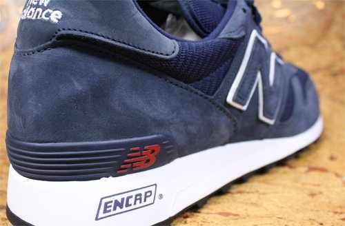New Balance 1300 Made in the USA 'Navy' Restock at Packer Shoes