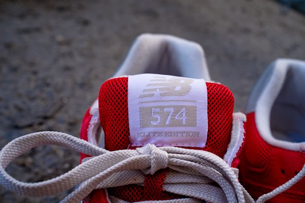 super popular f4aa2 2c402 New Balance 574 Red Elite Edition | SneakerFiles