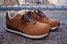 New Balance 574 'Workwear Pack' Brown