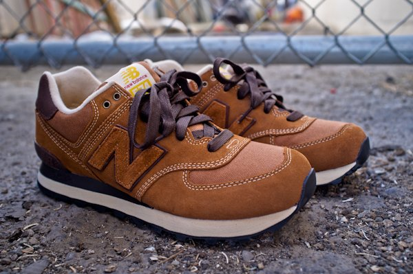 hot sale online de056 fb0d1 New Balance 574 'Workwear Pack' Brown | SneakerFiles
