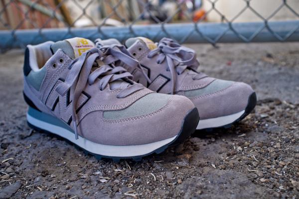 New Balance 574 Workwear Pack Grey
