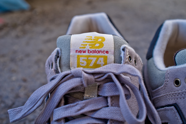 New Balance 574 Workwear Pack Grey