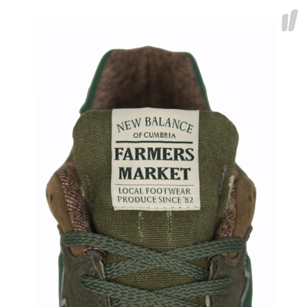New Balance 577 'Farmer's Market' Olive/Brown/Green