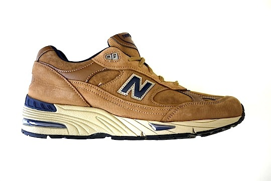 New Balance 991 Made in the USA Fall/Winter 2012 Preview