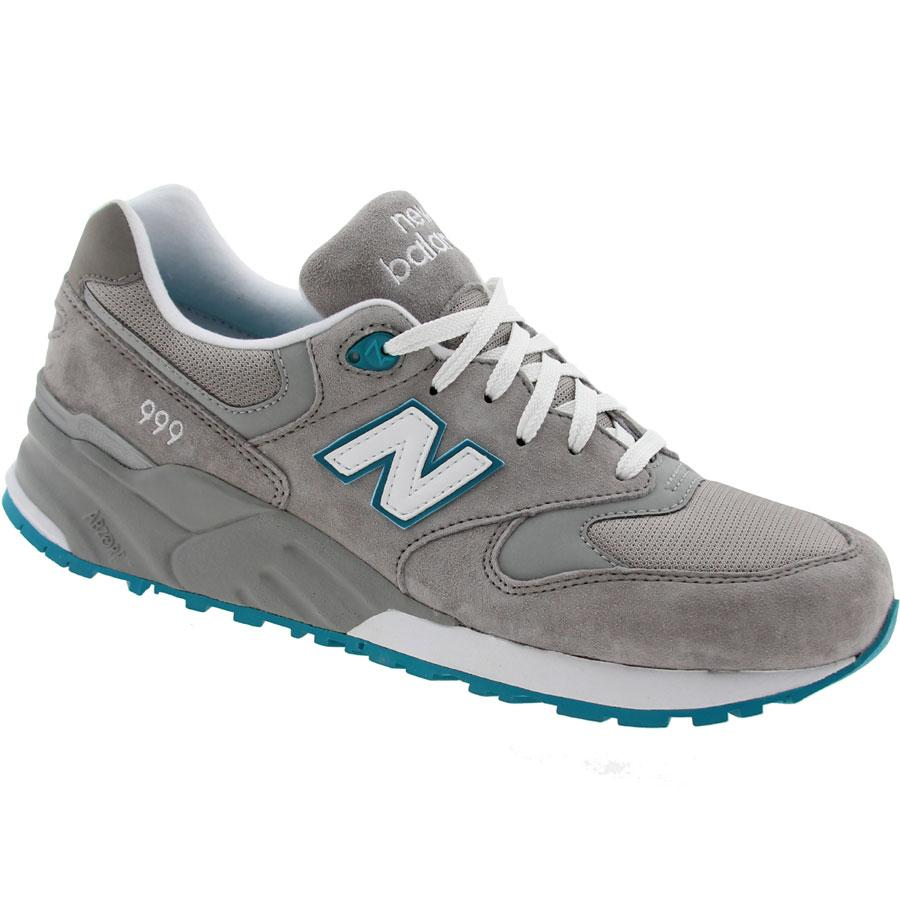 new balance 999 39 grey turquoise 39 sneakerfiles. Black Bedroom Furniture Sets. Home Design Ideas