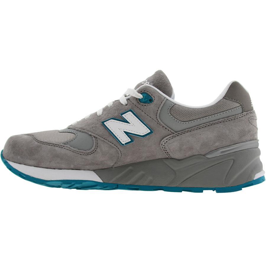 New Balance 999 'Grey/Turquoise'