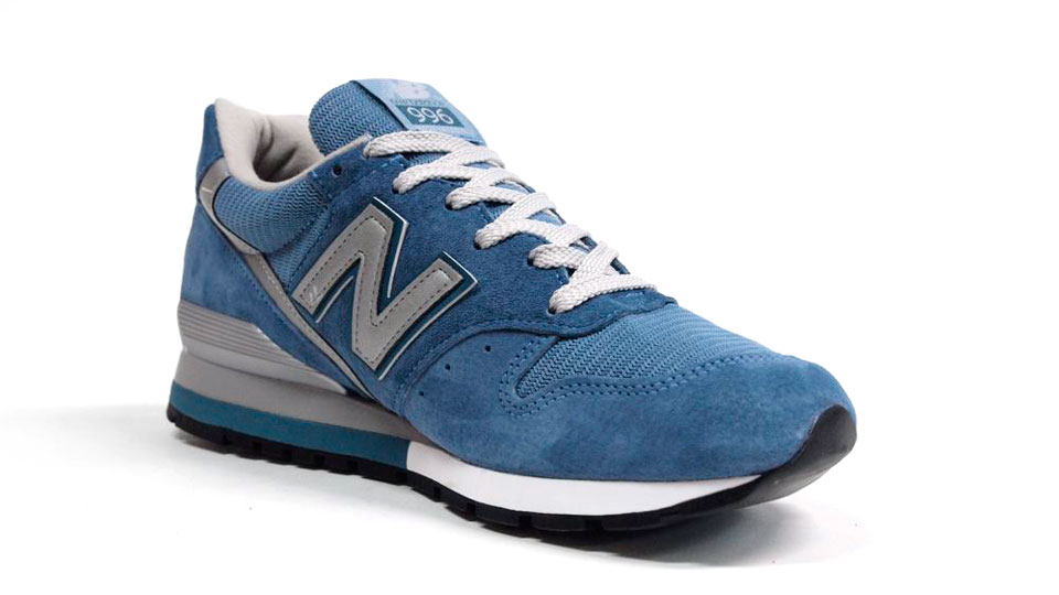 New Balance 'Made In USA' 996 Blue