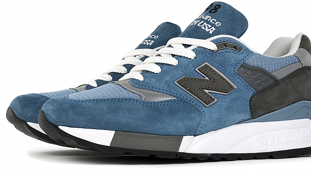 New Balance Made In USA 998 Blue