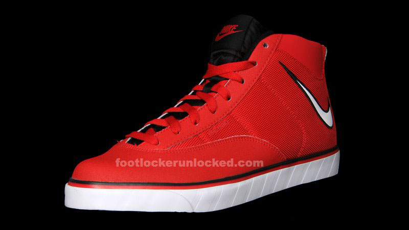 Nike AC Ndestrukt 'University Red/White-Black'