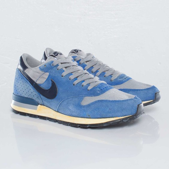 Nike Air Epic VNTG NRG 'Medium Grey/Obsidian-Pro Blue'
