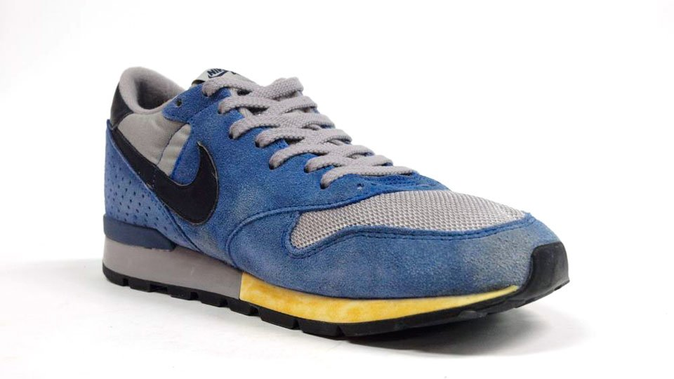 Nike Air Epic VNTG QS 'Medium Grey/Obsidian-Pro Blue' - Another Look
