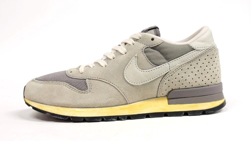 Nike Air Epic VNTG QS 'Soft Grey/Light Bone-Medium Grey' - Another Look