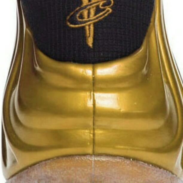 Nike Air Foamposite One 'Gold Medal'