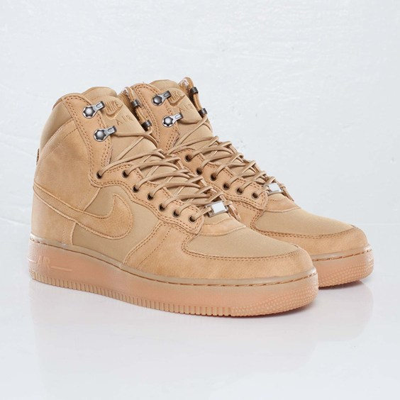 Nike Air Force 1 Hi DCN 'Golden Harvest' at SNS
