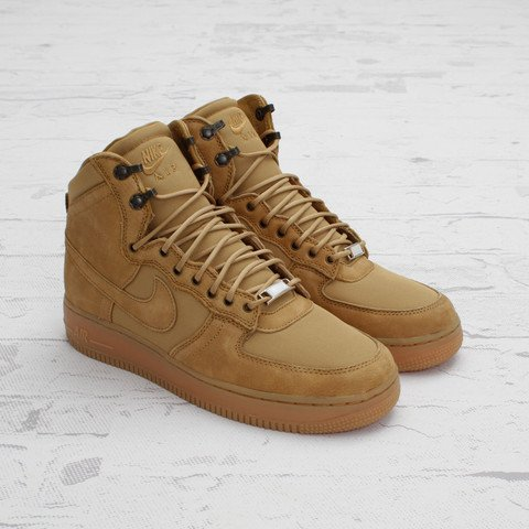 Style Review: Nike Air Force One Duck Boots – Parker Dusseau