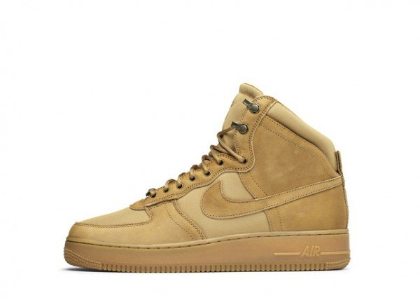Nike Air Force 1 High DCN Military Boot 'Golden Harvest' - Release Date + Info