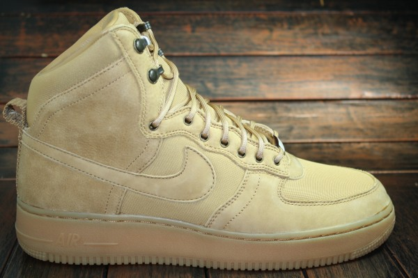 Nike Air Force 1 High Decon Military Boot | SneakerFiles