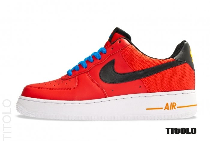 Nike Air Force 1 Low 'Barcelona' - Another Look