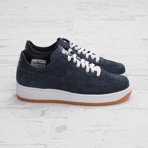 Nike Air Force 1 Low Deconstruct PRM 'Obsidian/Obsidian'
