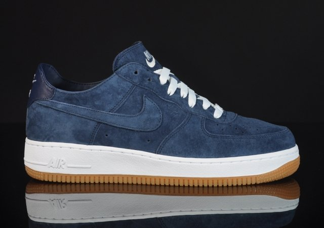 nike air force 1 low premium suede deconstruct obsidian