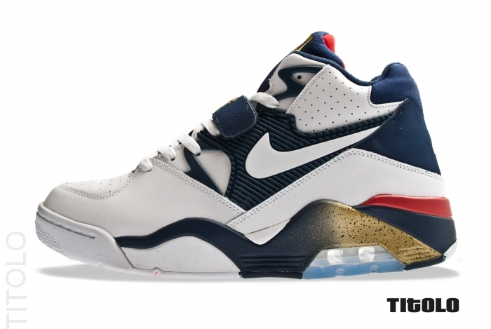 Nike Air Force 180 'USA' - New Images