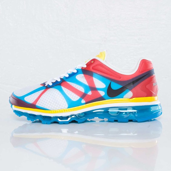 Nike Air Max+ 2012 'What The Max' - Final Look