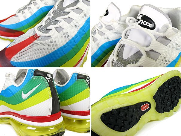 Nike Air Max+ (95) 360 'What The Max' - Another Look