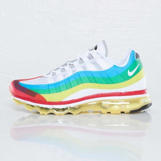 Nike Air Max+ (95) 360 'What The Max' - Final Look