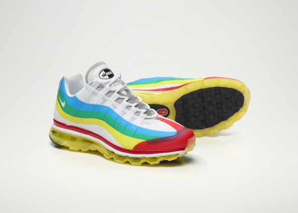 Nike Air Max+ (95) 360 'What The Max' - Release Date + Info