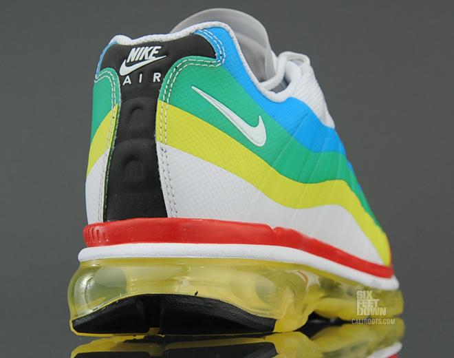 Nike Air Max+ (95) 360 'What The Max' at SFD