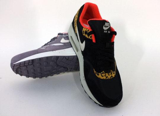 Nike Air Max 1 'Leopard Pack' - Fall 2012