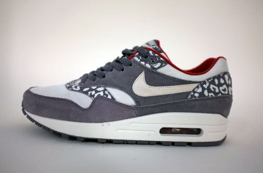Nike Air Max 1 'Leopard Pack' - Fall 2012