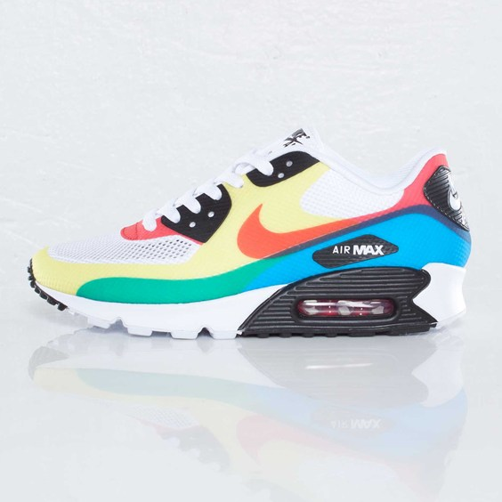 Nike Air Max 90 Hyperfuse 'What The Max' - Final Look