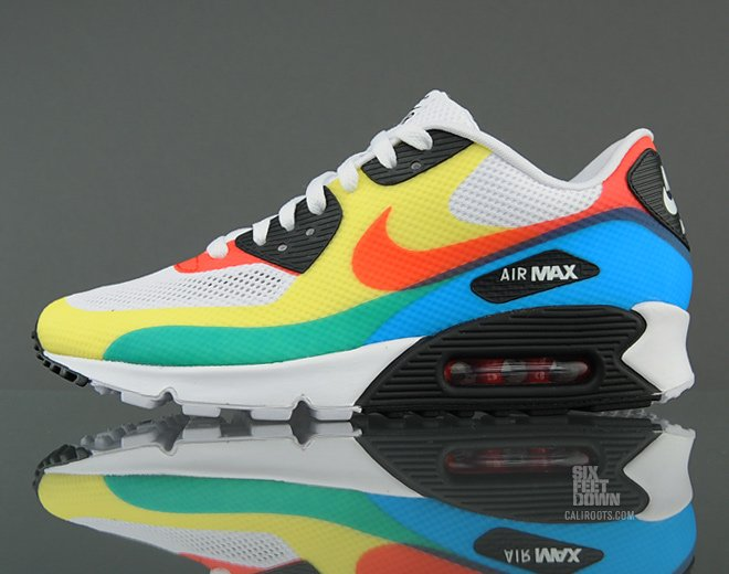 Nike Air Max 90 Hyperfuse 'What The Max' at SFD