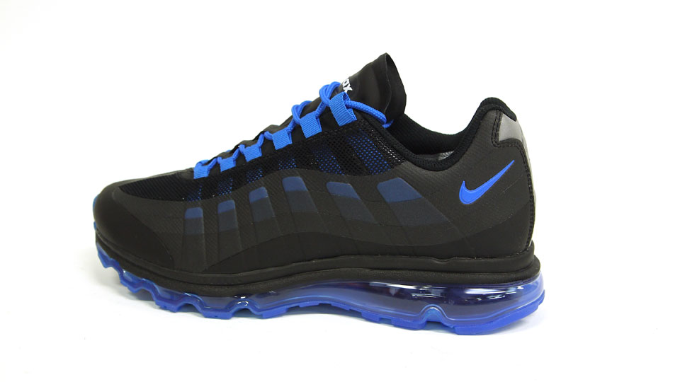 promo code 8f594 a99cf Nike Air Max 95+ BB 'Black/Soar-Anthracite' - Another Look ...