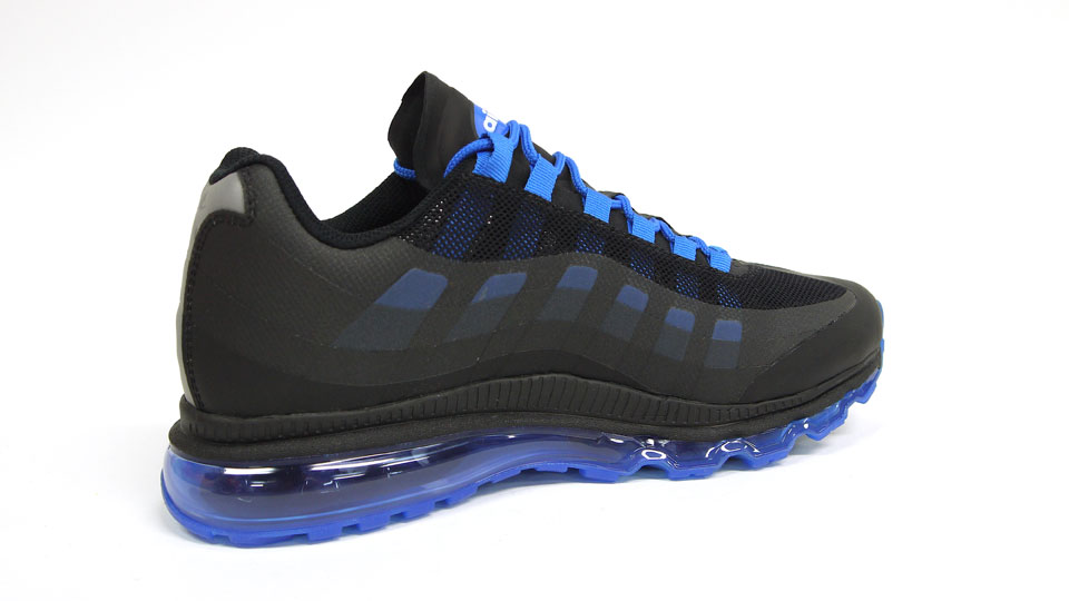 Nike Air Max 95+ BB 'Black/Soar-Anthracite' - Another Look