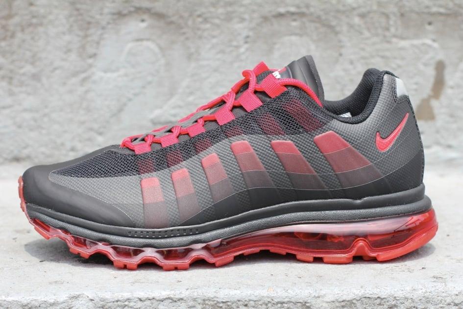 Nike Air Max 95+ BB 'Black/Sport Red'