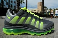 Nike Air Max 95+ BB 'Dark Grey/Volt-Wolf Grey-Anthracite' – Another Look
