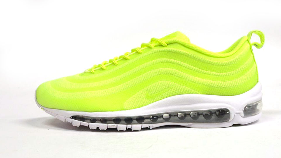 Nike Air Max 97 CVS 'Cyber/White' - Another Look