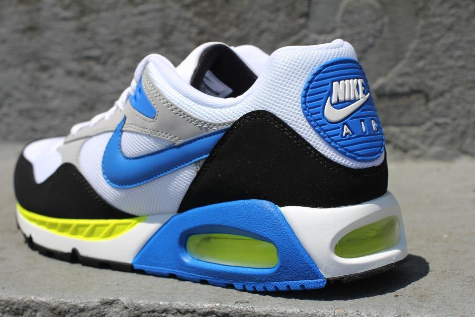 Pascua de Resurrección datos motor  Nike Air Max Correlate 'White/Soar Blue' | SneakerFiles