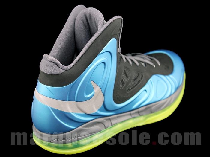 Nike Air Max Hyperposite 'Blue/Volt'