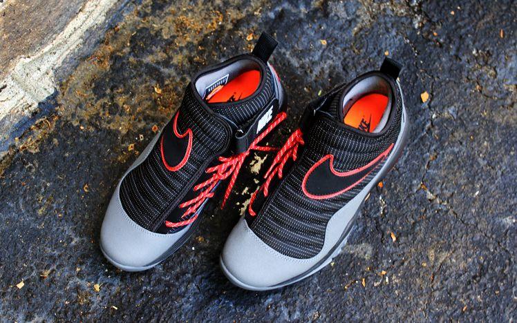 Nike Air Max Shake Evolve Black/Dark Grey-Varsity Red - Now Available