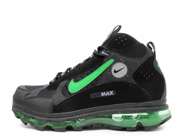 Nike Air Max Terra Sertig 'Black/Anthracite-Medium Violet-Stadium Green'