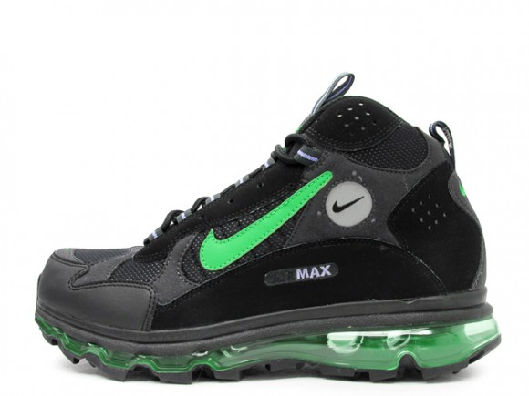 Nike Air Max Terra Sertig 'Black/Anthracite-Medium Violet-Stadium Green'